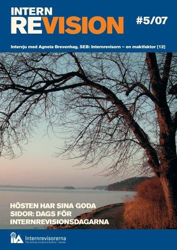 Internrevisorerna - Hem