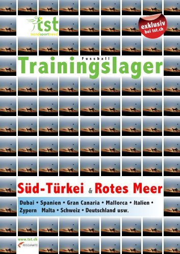 TST Trainingslager 2014