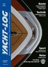 Normale Qualität und Auflösung 150 dpi (ca. 25 MB) - Yacht-Log