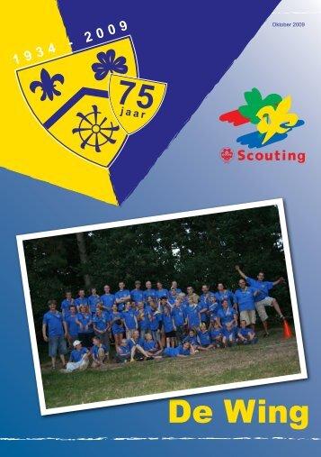 Winter editie - Scouting Verbraak Margriet Groep