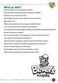 Winter editie - Scouting Verbraak Margriet Groep - Page 7