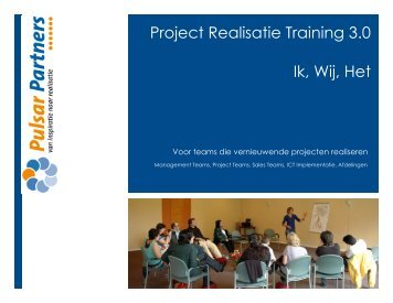 Download hier de brochure - Pulsar Partners