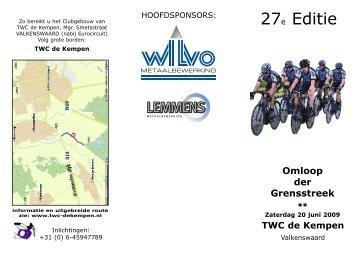 Omloop der Grensstreek - TWC Valkenswaard