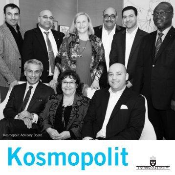 Kosmopolit - Regeringen