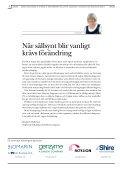 Tematidning, Sällsynta diagnoser - Leading Health Care - Page 4