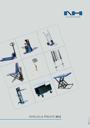 Download dansk katalog 2012 - NH Handling A/S