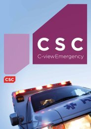 CSC C-view Emergency
