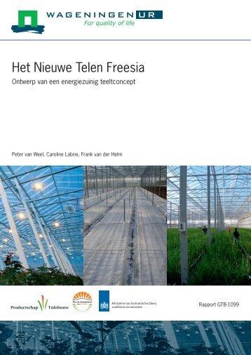 Het Nieuwe Telen Freesia - Energiek2020