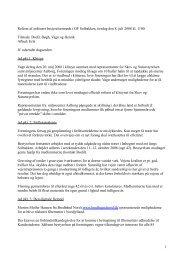 Referat af bestyrelsesmøde tirsdag den 8