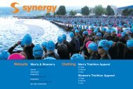 Front Cover - Synergy Sport