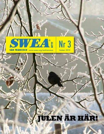 N Y TT SAN FRANCISCO - SWEA International
