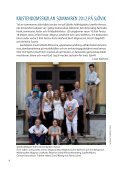 Församlingsbladet ht 2012 - Centrumkyrkan Farsta - Page 4