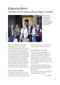 Församlingsbladet ht 2012 - Centrumkyrkan Farsta - Page 5