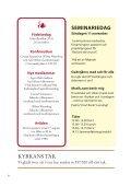 Församlingsbladet ht 2012 - Centrumkyrkan Farsta - Page 6