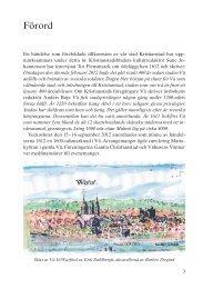 Till minnet av staden Vä 1612 - Föreningen Gamla Christianstad