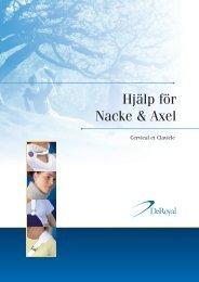 Hjälp för Nacke & Axel - Ortosupport