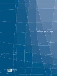 IAS 19-broschyr - PRI Pensionsgaranti