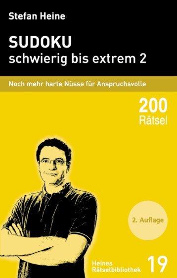 Heines Rätselbibliothek - Stefan Heine