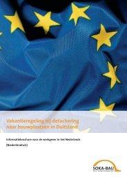 Brochure SOKA-BAU.pdf - Aannemersfederatie Nederland