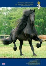 Foal report studbook stallions registered in 2006