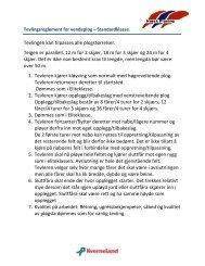 Nytt regelverk vendeplog standard - Norsk Pløying
