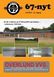 67-nyt - Viborg B67