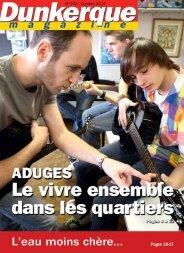 Télécharger le Dunkerque Magazine d'Octobre 2012 - Lycée de l ...