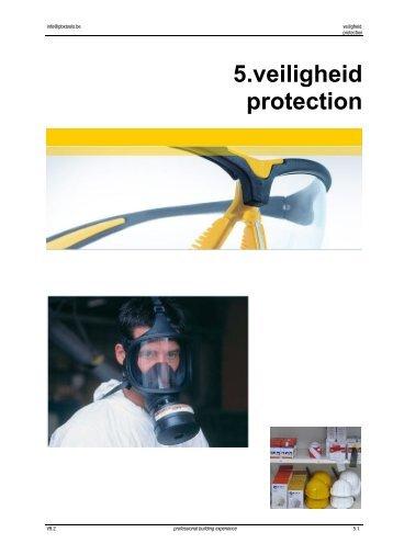 5.veiligheid protection - PBX-Tools