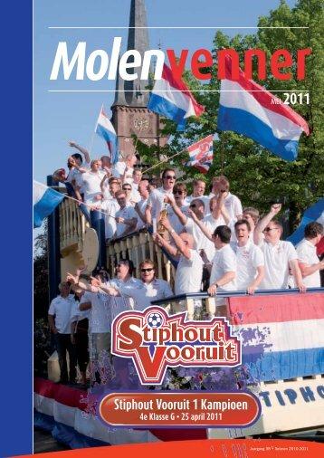 Molenvenner mei 2011 - Stiphout Vooruit