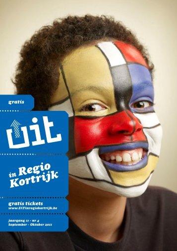 oktober 2011 - UiT in regio Kortrijk