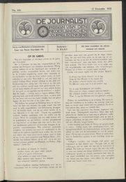 No. 484 27 Decembe 1932 Laan van Nieuw Oost-Indië 156 OP DE ...