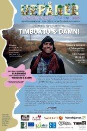 TIMBUKTU & DAMN! - Tibro kommun