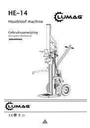 Houtkloof machine - Matom