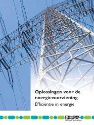Oplossingen voor de energievoorziening ... - Phoenix Contact