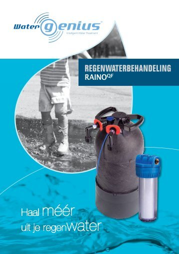 download brochure RainoQF - Sanitech