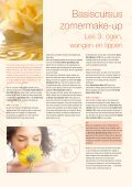 Basiscursus zomermake-up - Forever Living Products - Page 3