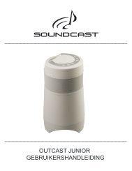 Outcast Jr - Soundcast