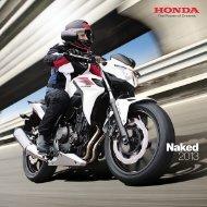 Naked (PDF, 10.2 MB) - Honda