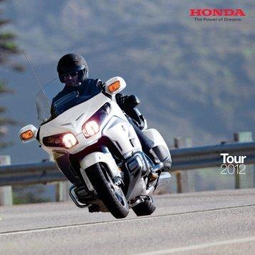 Tour 2012 - Honda