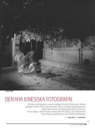 den nya kinesiska fotografin - Kamera & Bild