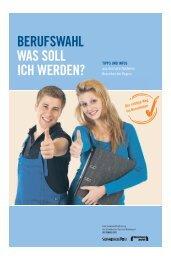 Berufswahl SP 10.09.2011 - Schwäbische  Post