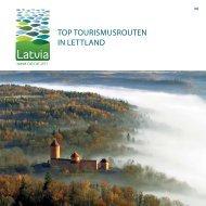 TOP TOURISMUSROUTEN IN LETTLAND