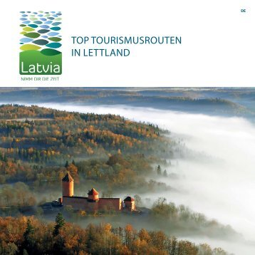 TOP TOURISMUSROUTEN IN LETTLAND