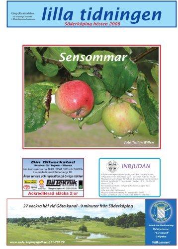 Höst 2006 - lilla tidningen