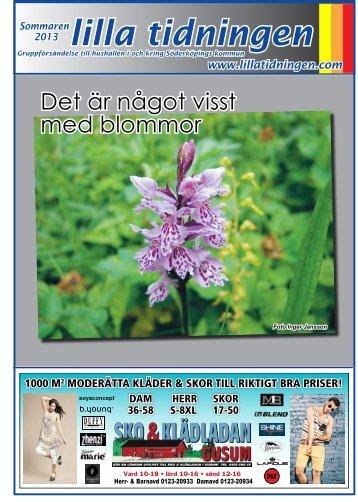 Sommar 2013 - lilla tidningen