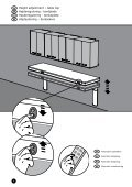 Operating manual for the Pressalit Care Indivo kitchen ... - Page 4
