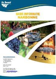 NARBONNE 2012 NL - Rentaboat
