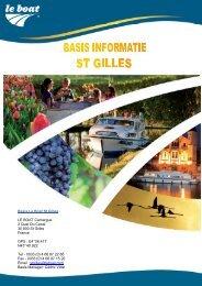 ST GILLES 2012 NL - Rentaboat