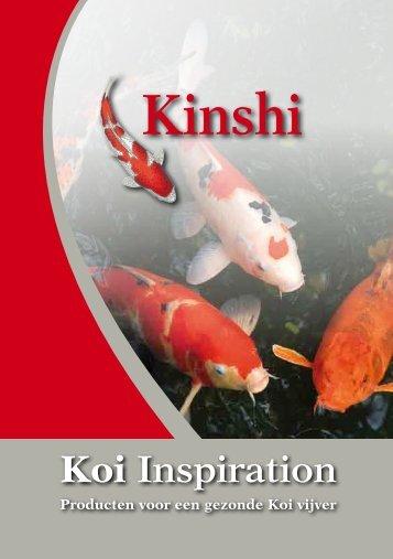 Kinshi Brochure Koi Inspiration (PDF) - Smulders