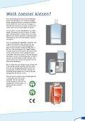 De condensatieketel op aardgas - Eandis - Page 3